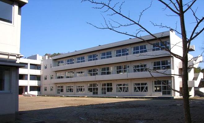 小学校耐震工事