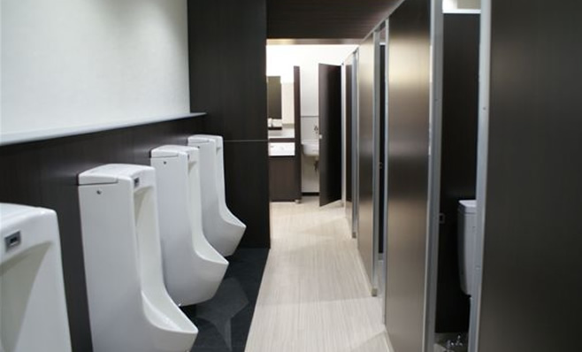 猪名川国際CC男子トイレ