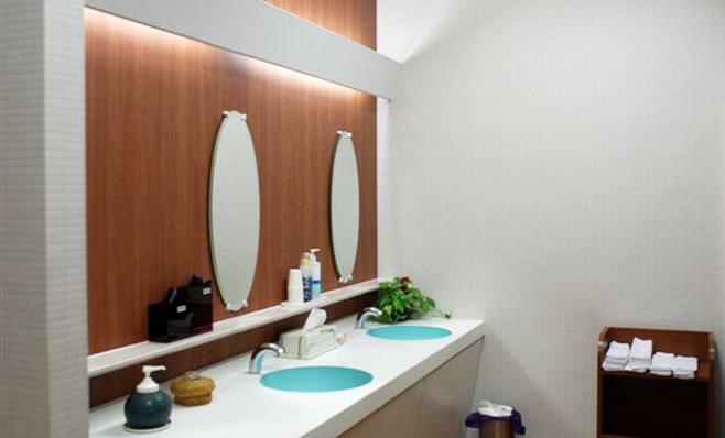 猪名川国際CC女子トイレ